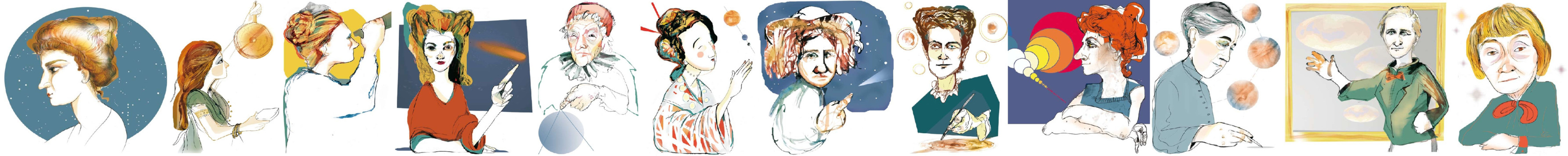 Women-in-Astronomy